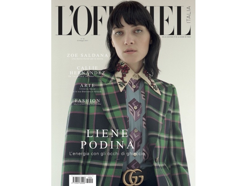 L'Officiel - June 2017