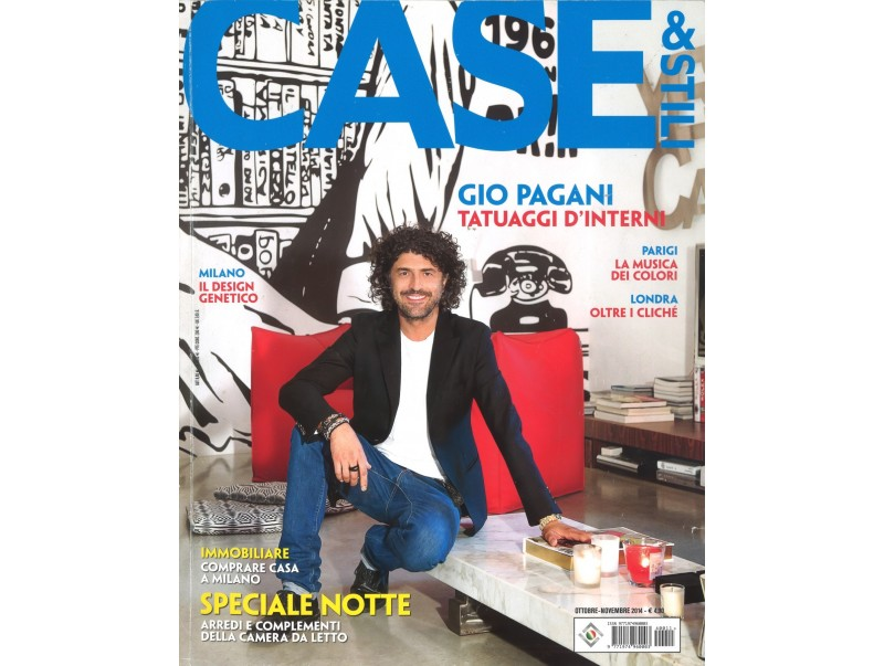 Case & Stili - October 2014