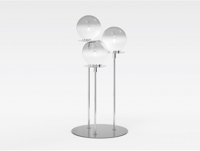FLOOR LAMP 3-LIGHTS