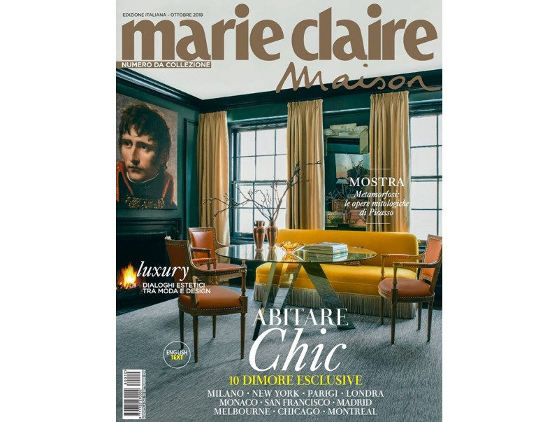 Marie Claire Maison - October 2018